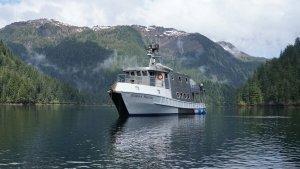 alaska salmon fishing boat